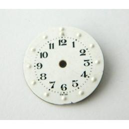 Cadran émaillé 21.15mm