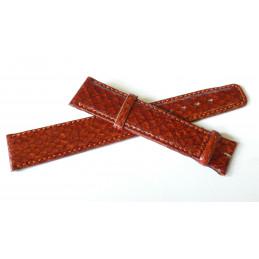 Salmon band 100% écologique 18mm