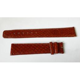Bracelet Saumon 100% écologique 18mm