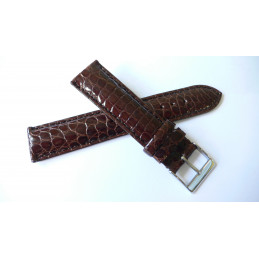 Crocodile strap 22mm