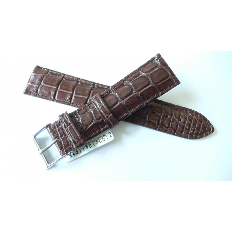 Crocodile strap 20mm