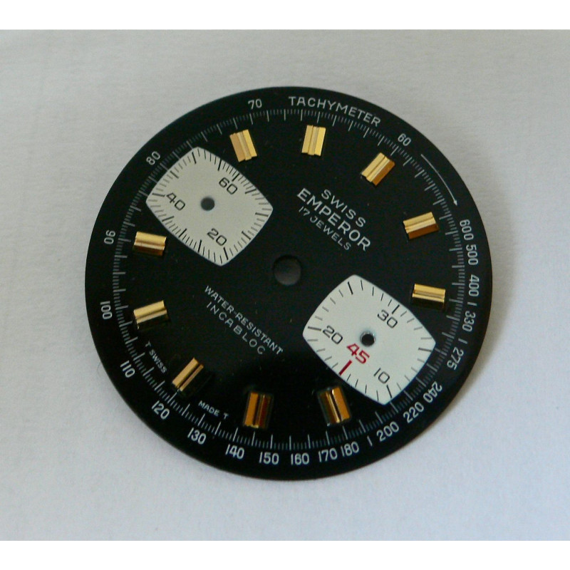 cadran valjoux 7733 - diametre 30,51mm