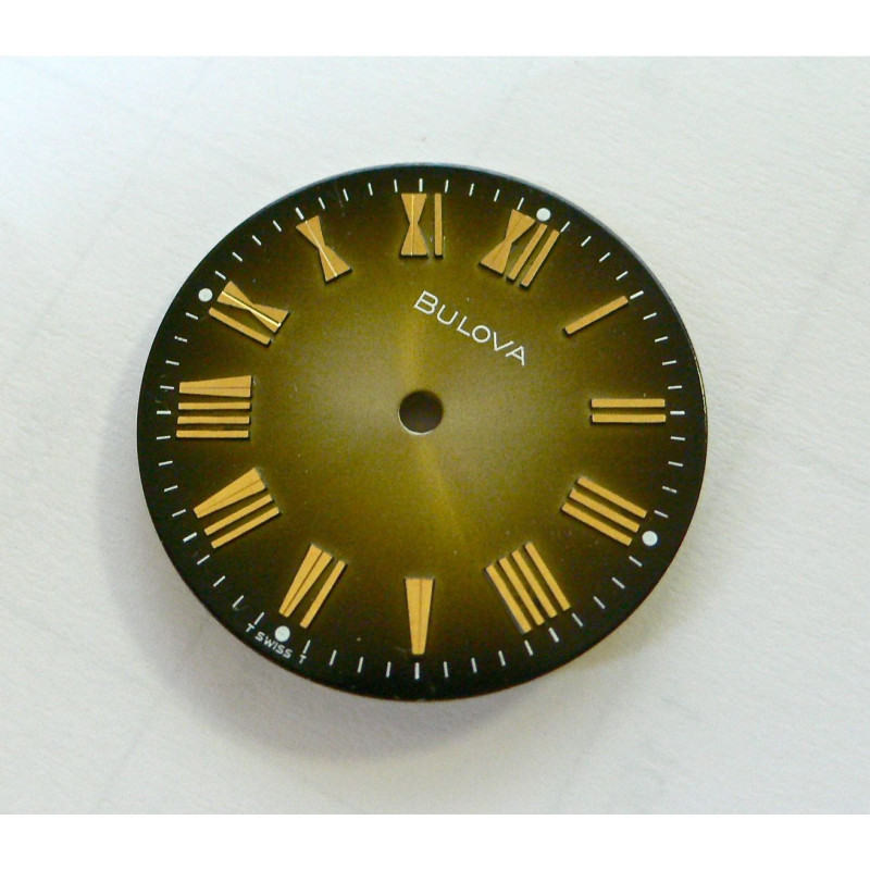 Cadran BULOVA diametre: 27mm