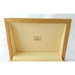 EBEL Wooden watch box