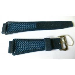 Bracelet PLAYA bleu 18mm