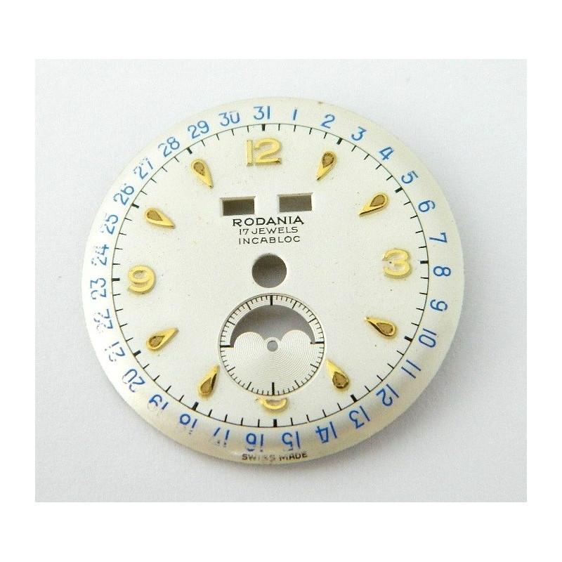 Vintage RODANIA SADDAM HUSSEIN dial - 26,96mm