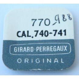 Ressort de barillet GIRARD PERREGAUX Cal 740