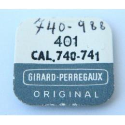 Tige de remontoir GIRARD PERREGAUX Cal 740