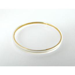 TISSOT Glass 29.70mm - golden ring