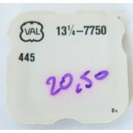 Ressort de tirette VALJOUX 7750 - pièce 445