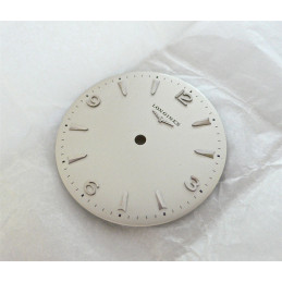 LONGINES big size new old stock dial circa 50