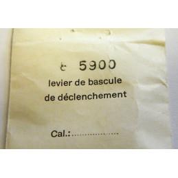 Levier de bascule VALJOUX 7733 - pièce 5900