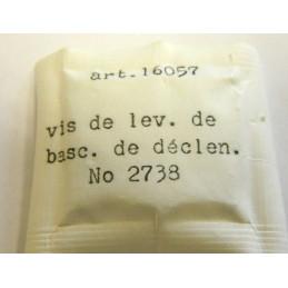 Vis de levier de bascule VALJOUX 7733 - pièce 2738