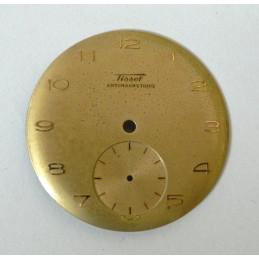 Vintage Tissot dial - 30mm