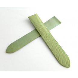 Bracelet nylon vert CARTIER 21mm
