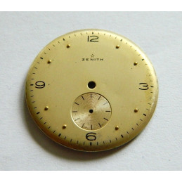 ZENITH White dial 28.95 mm