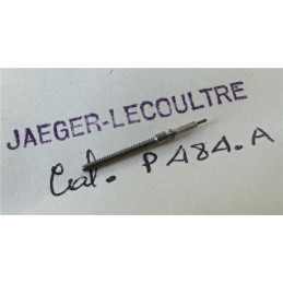 Tige de remontoir JAEGER LECOULTRE P 484 A