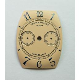 FRANCK MULLER Casablanca chronograph dial NEW
