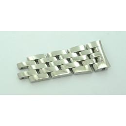 Bracelet acier BREITLING ref 404A 13901 partie