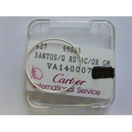Santos quartz round gasket Cartier