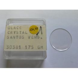 Santos Vendôme GM glace Cartier
