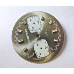 Valjoux chronograph dial - diameter 32 mm
