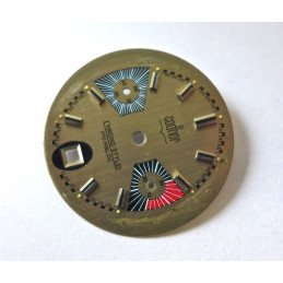 Cadran chronographe valjoux - diamètre 29.52 mm