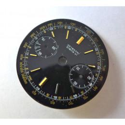Cadran chronographe valjoux - diamètre 21.23 mm