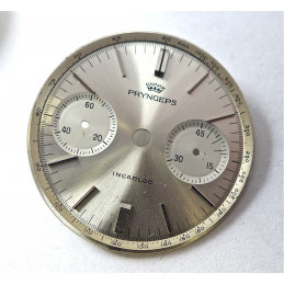 Valjoux chronograph dial - diameter 30 mm