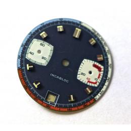 Cadran chronographe valjoux - diamètre 30 mm