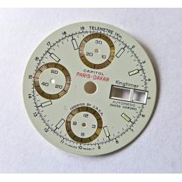Valjoux chronograph dial - diameter 30 mm