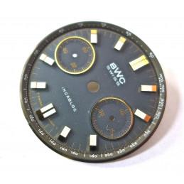 Cadran chronographe valjoux - diamètre 31 mm