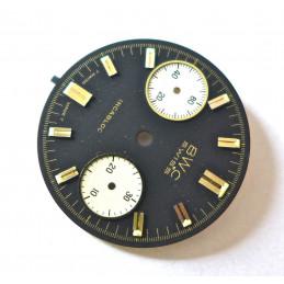 Cadran chronographe valjoux - diamètre 31.05 mm