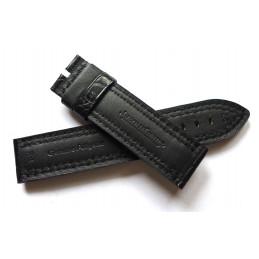 Jaeger-Lecoultre AMVOX strap black croco 22mm