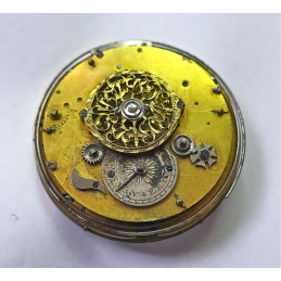 Repeater pocket watch movement
