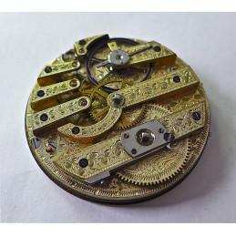 Pocket watch movement LE ROY