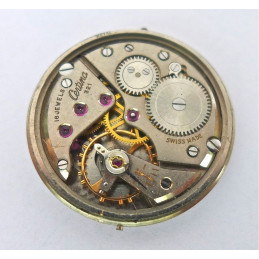 Certina 17-361 movement
