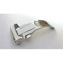Boucle déployante acier CHAUMET 18mm