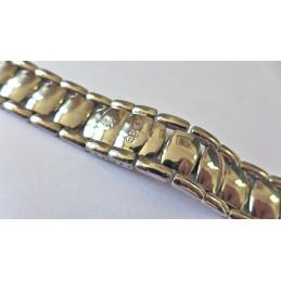 Bracelet acier EBEL 19mm ref 50A2