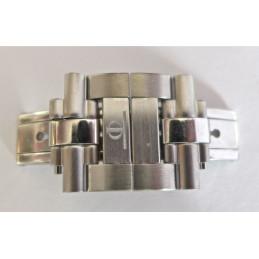 Fermoir acier Baume et Mercier 18mm