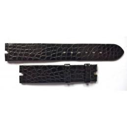 Bracelet Corum golden bridge croco 20mm