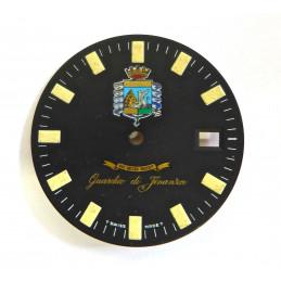 """Breitling """"Guardia di Finanza"""" dial"""