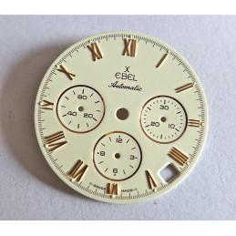 Cadran de chronographe EBEL El Primero