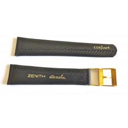 Bracelet ZENITH Corfam 20/14mm