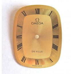 Omega De Ville golden dial