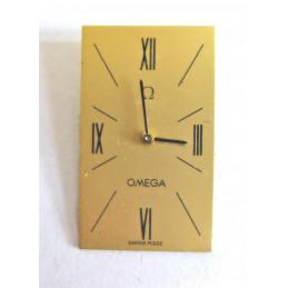 golden Omega dial