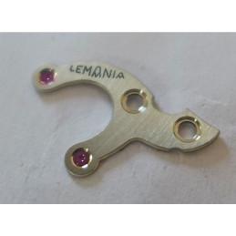 Lemania chronographe 15TL - pont de rouages LEMANIA