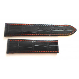 HAMILTON leather strap 22mm