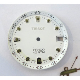 Tissot 1853 Le Locle 34mm dial