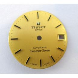 Tissot Visodate Seastar Seven 29,42mm dial